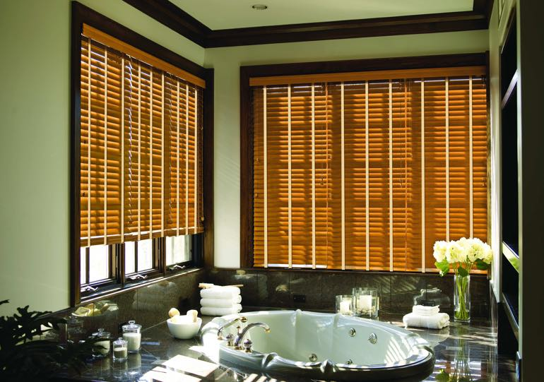 Phoenix bathroom blinds