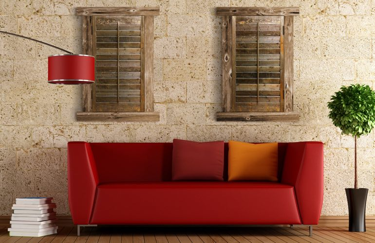 Reclaimed Wood Shutters In Phoenix, AZ
