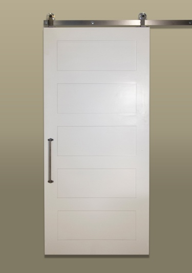 Rustic Five Panel Door