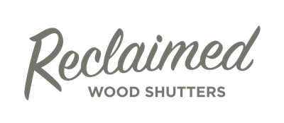 Phoenix reclaimed wood shutters