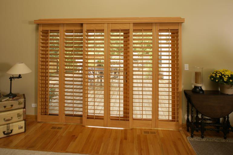 The Best Sliding Door Window Treatments In Phoenix Sunburst