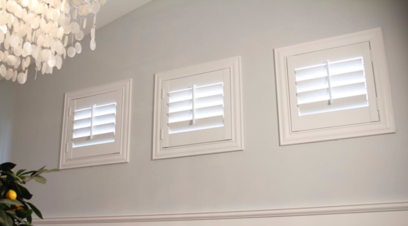 Phoenix casement window shutters