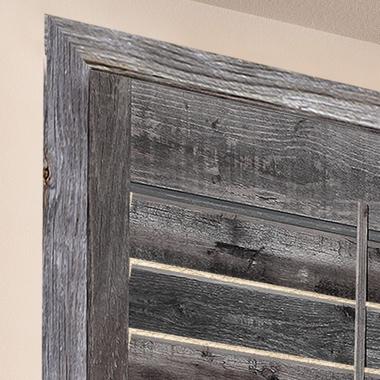 Reclaimed Wood Shutters For Sale Sunburst Shutters
