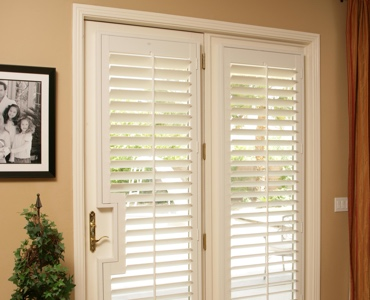 Phoenix french door shutters