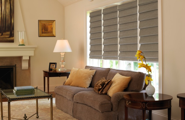 Your Guide To Window Treatments For Your Living Room In Phoenix, AZ ...