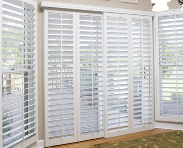 Phoenix sliding glass door